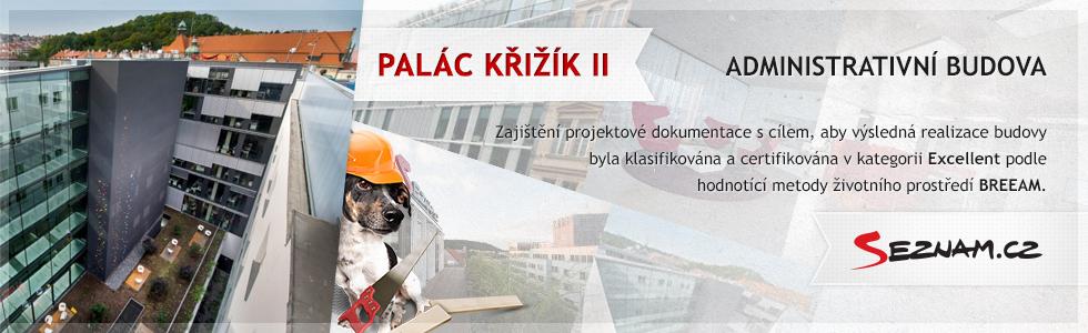 Administrativní budova PALÁC KŘIŽÍK II